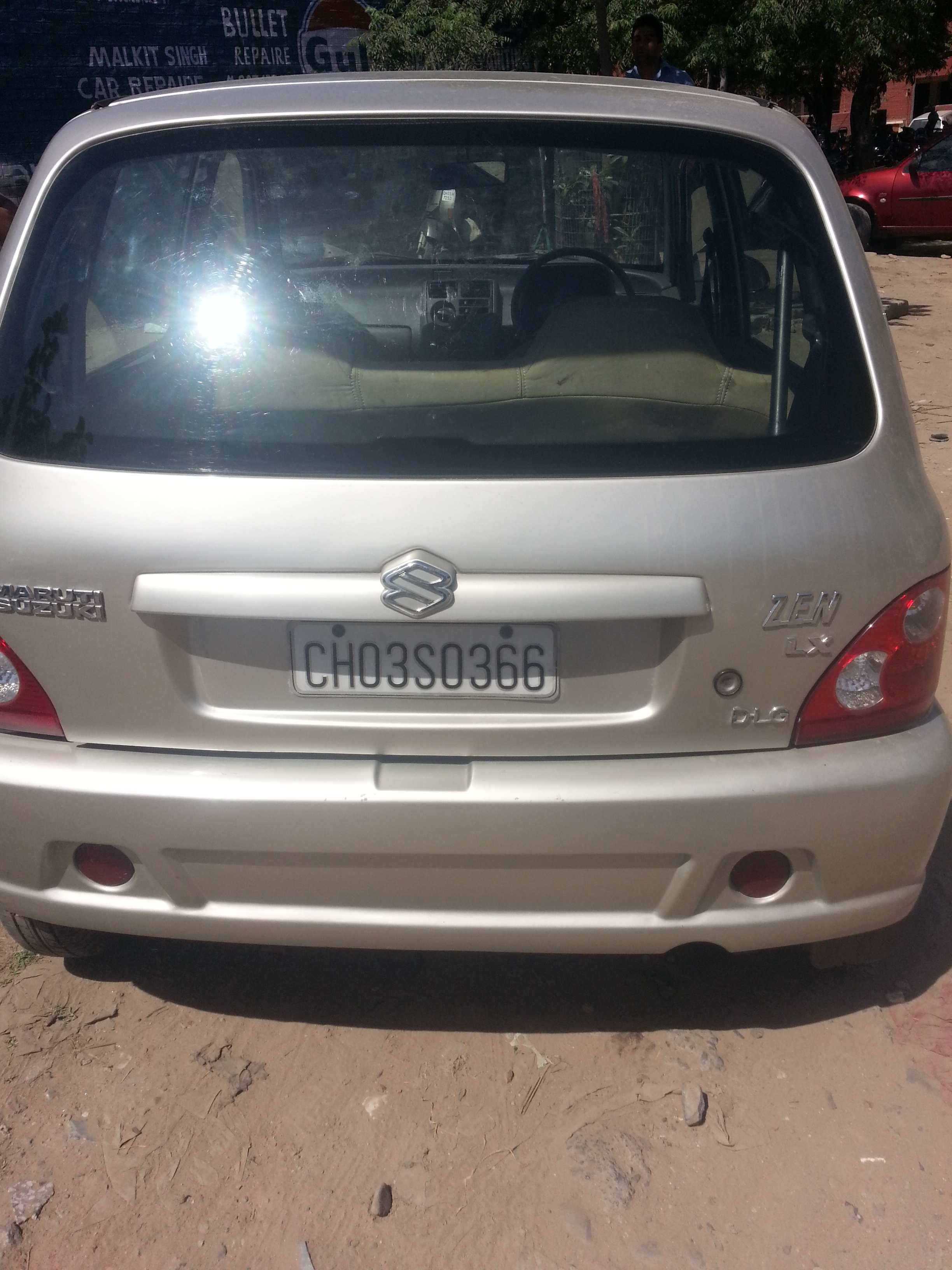 Buy Used Maruti Zen Lx In Chandigarh And Mohali