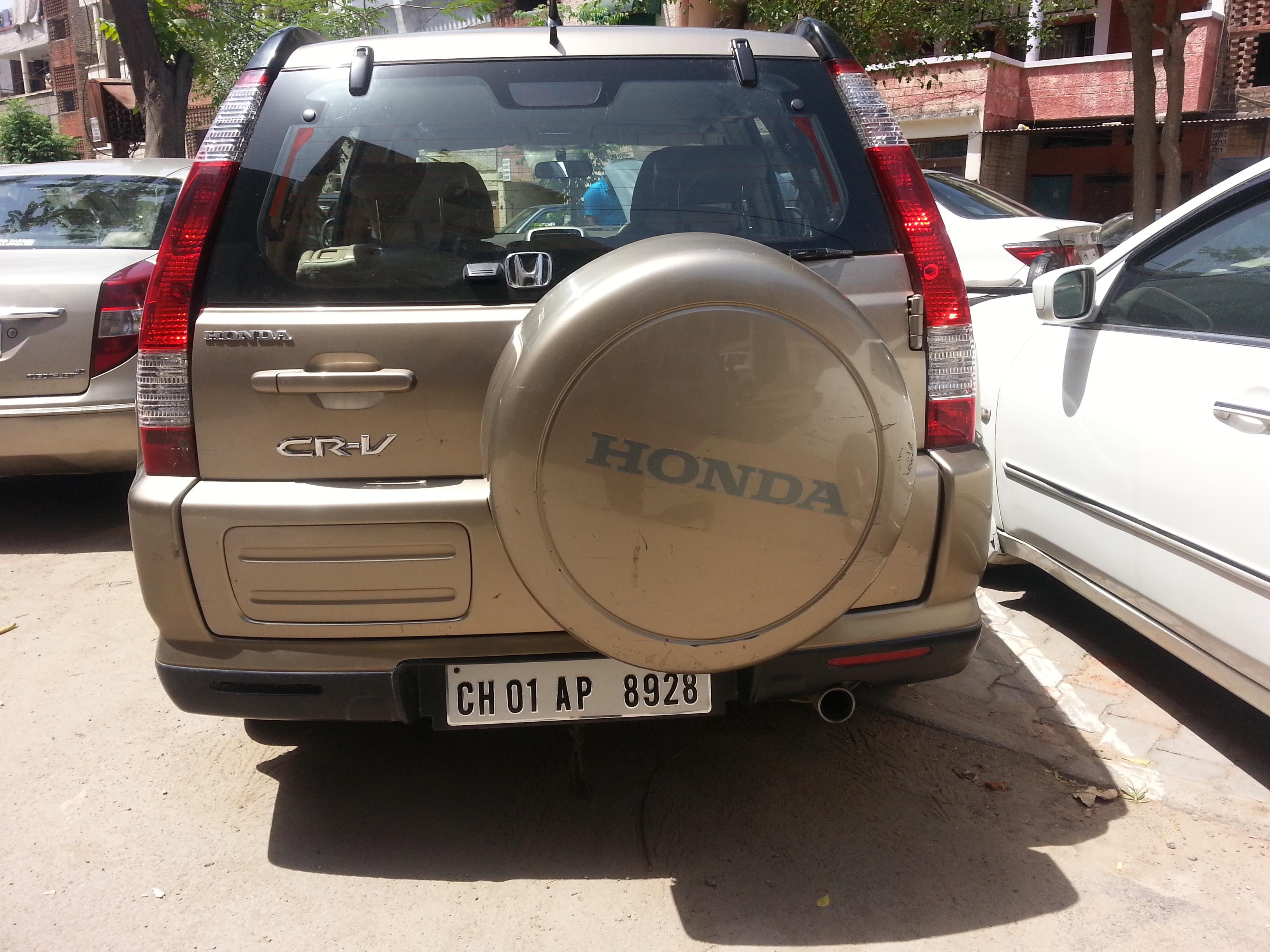Honda Crb Buy Suv In Punjab