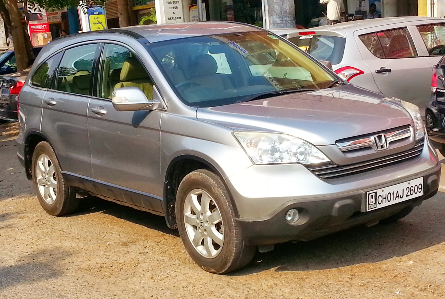 Second Hand Honda Crv In Chandigarh