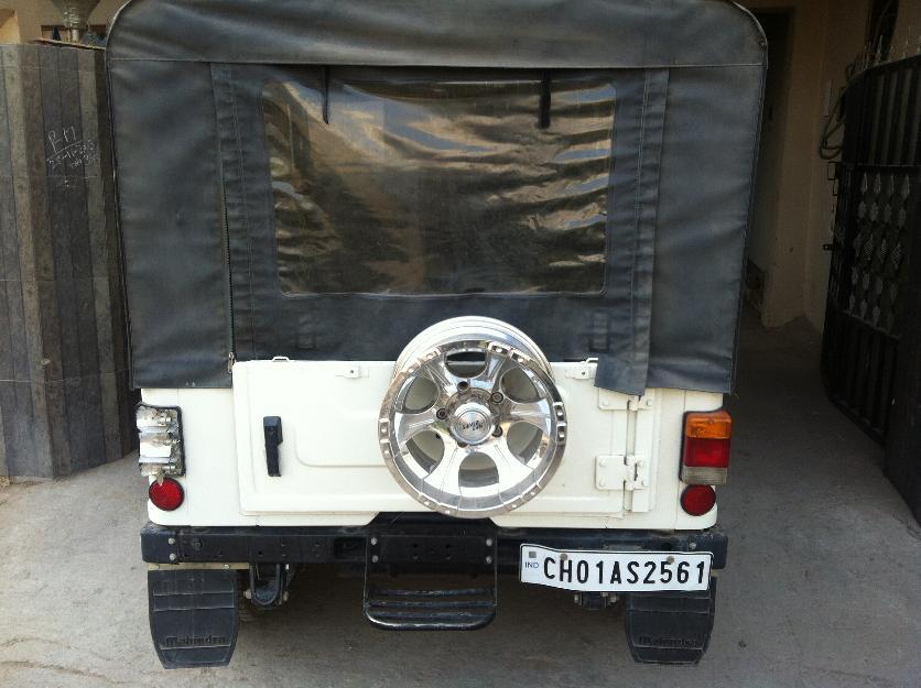 Mahindra Thar Di Jeep